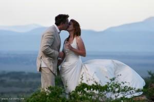 Our Safari Wedding